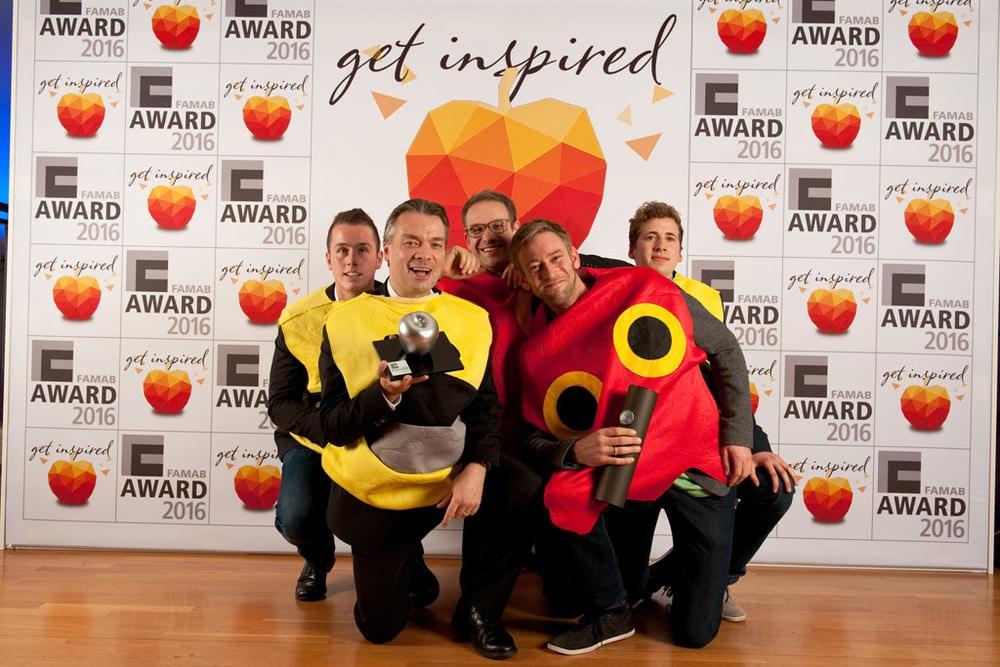 FAMAB Award 2016 Gewinnerfoto von JOKE
