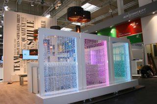 LED-Wasserwand