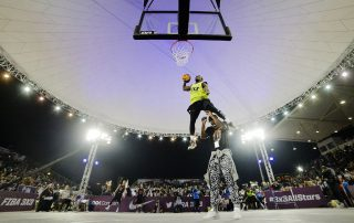 Magic Sky FIBA ALL STARS DOHA 2015