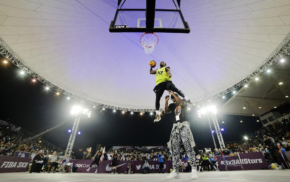 Magic Sky FIBA ALL STARS DOHA 2015