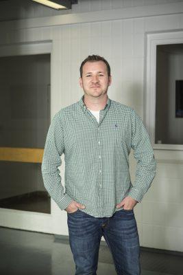Patrick Kennedy, Projektmanager Lunatx SFX