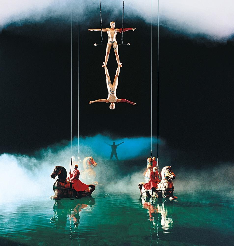 Cirque du Soleil Trapez
