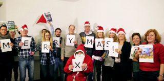 Die Redaktionen wünschen Frohe Weihnachten!