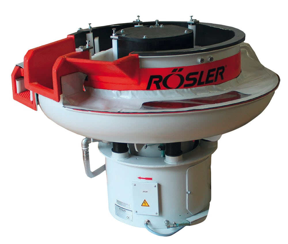 Besteck-Poliermaschine für Profis CD 3000 - concept & styling