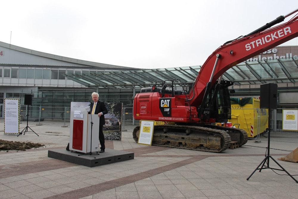 Dortmunds Oberbürgermeister Ulrich Sierau