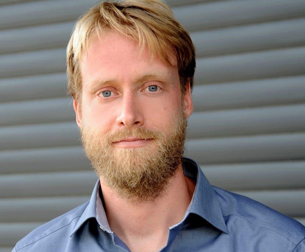 Setdesigner Markus Wagner