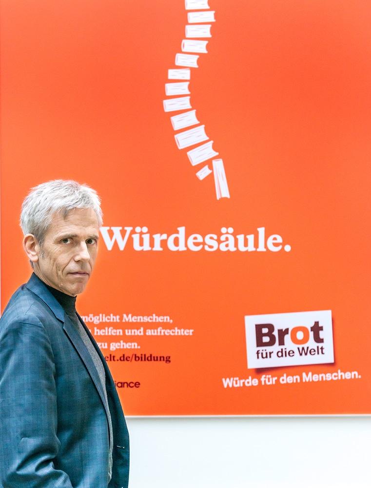 Lutz Sonius von Brot für die Welt