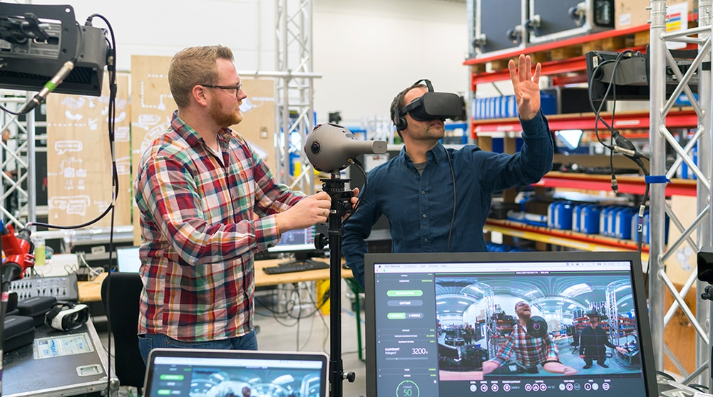 OZO Kamera : VR auf dem Prüfstand