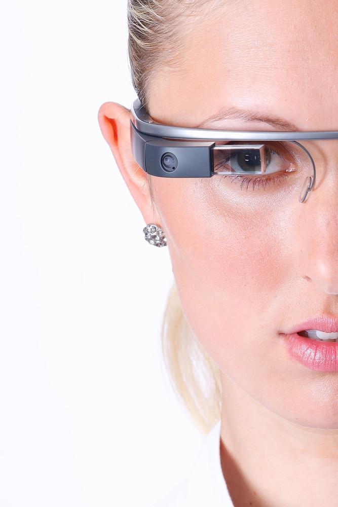 Google Glass Model