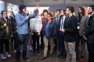 EVENT PARTNER Guided Tours mit Lichtdesigner JoJo Tillmann