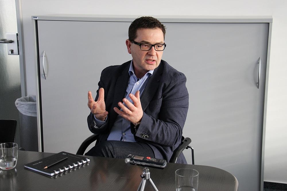 Ingo Kaiser, Geschäftsführer bei Late Night Concepts in Werne