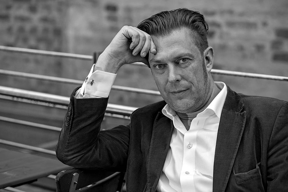 Sounddesigner, Projektleiter und Fachplaner Thomas Zahn