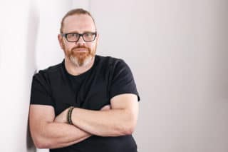 Marco Ertz, Creative Director bei marbet
