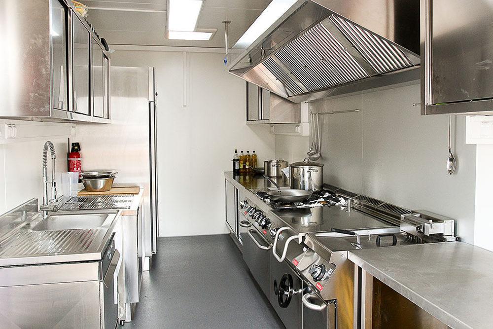 VIP Hospitality _ Küche
