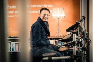 Reinhard Pommerel, erster Vorstandsvorsitzender des neu gegründeten FAMAB R.I.F.E.L.