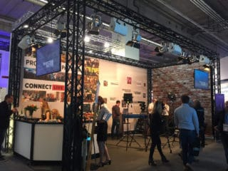 Prolight +Sound Production Partner Videostand