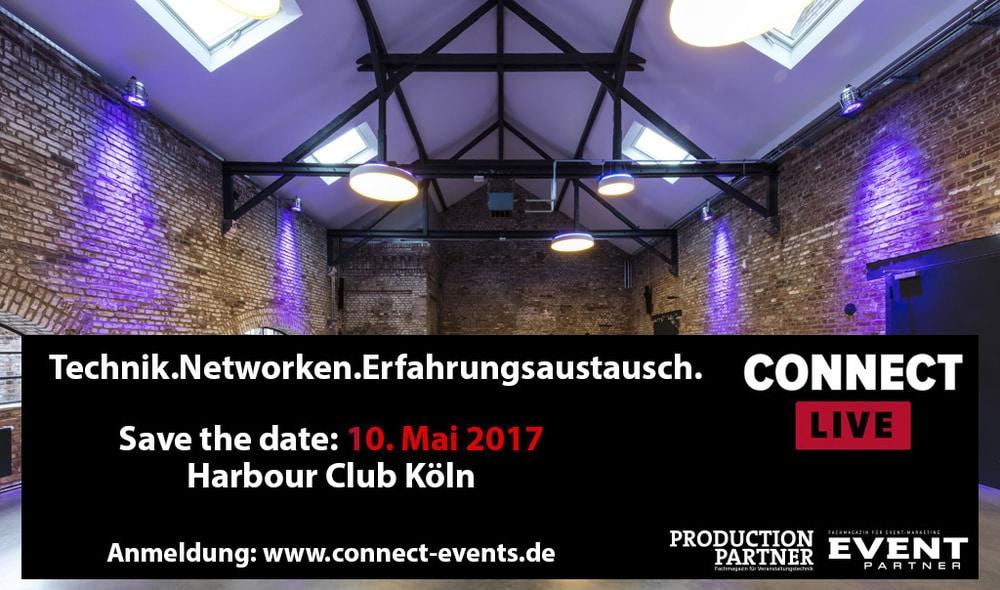 Connect 2017 @ Harbour Club, Köln