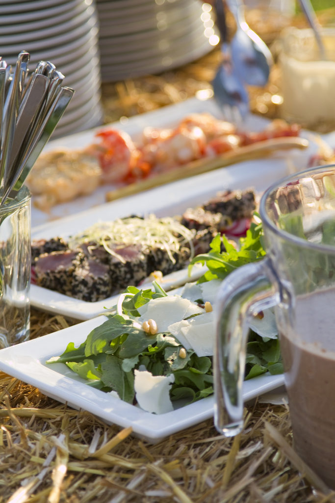 Sommer Catering von Catalogna Cologne Catering