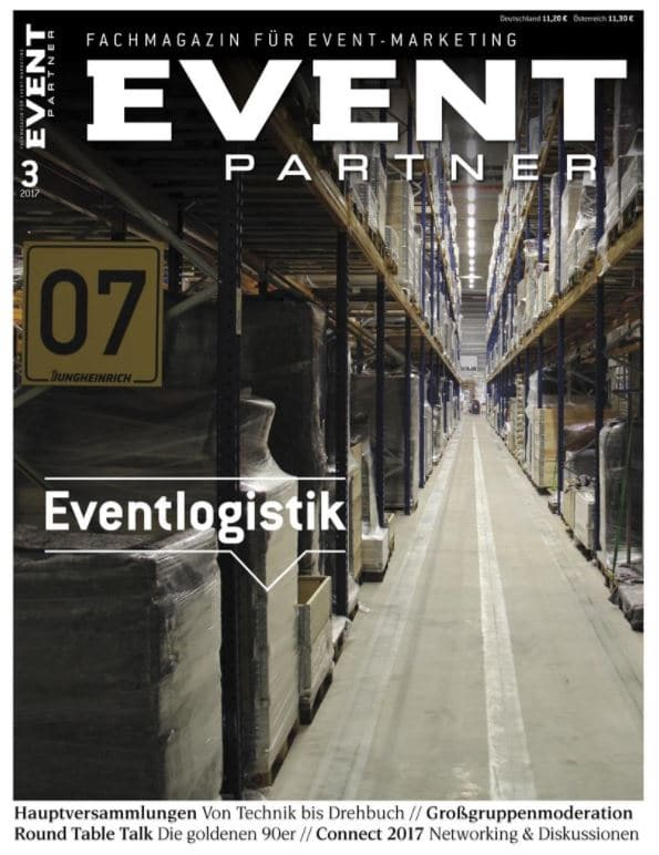 EVENT PARTNER 3|2017 - Cover