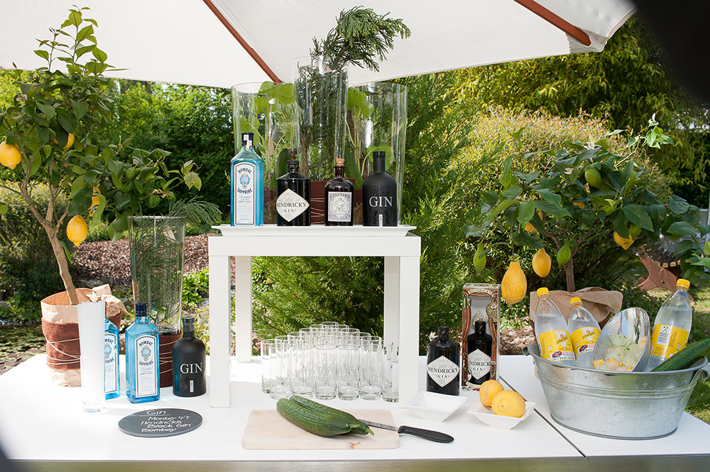 Sommer Catering von FR Catering