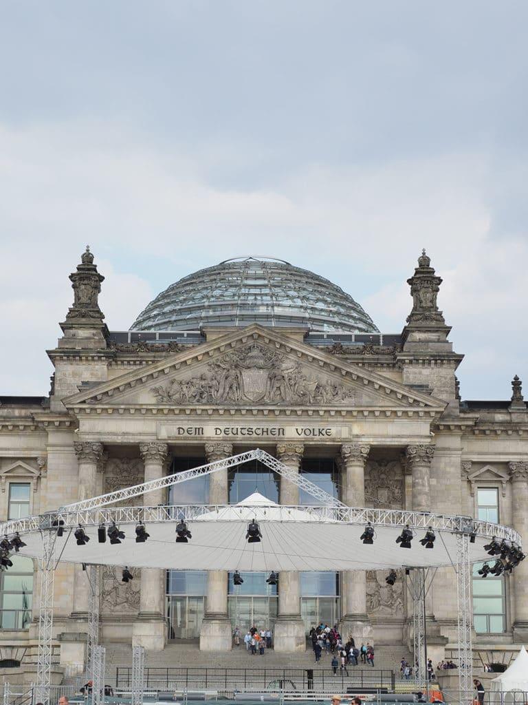 Platz der Republik, Berlin