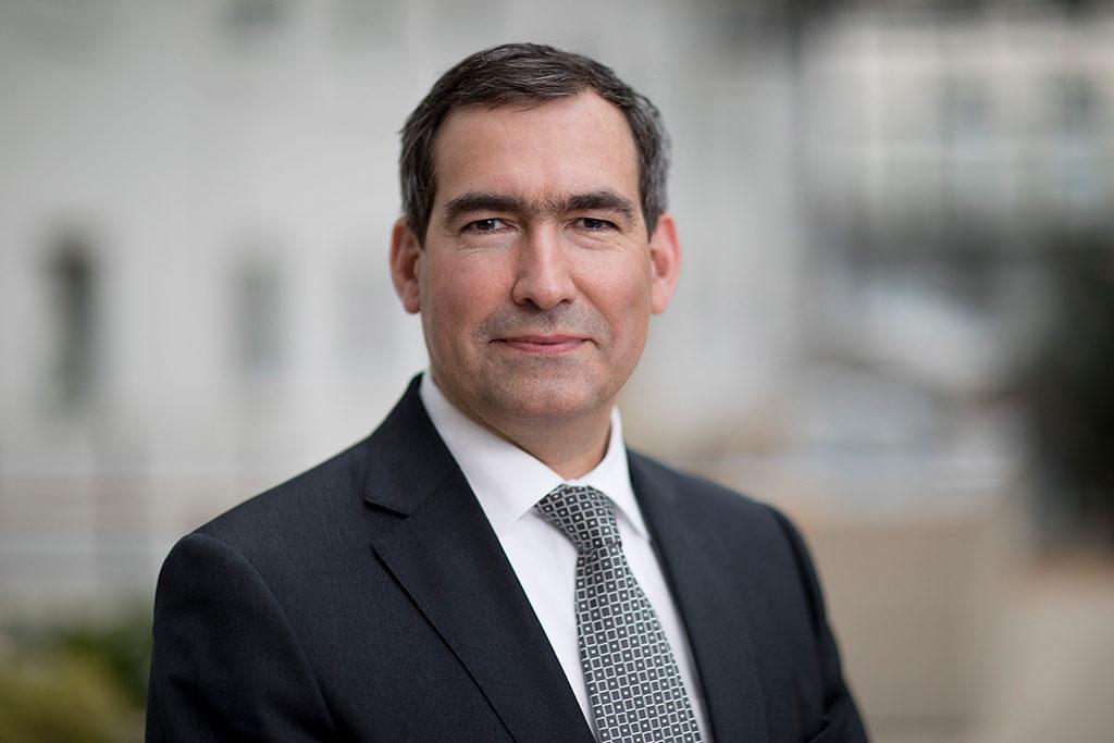 Alexander Dickersbach, Direktor des Berliner Estrel Congress Centers
