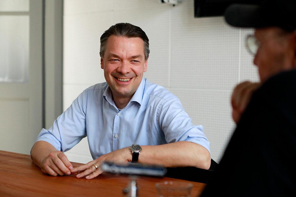 Christian Seidenstücker, Geschäftsführer Joke Event