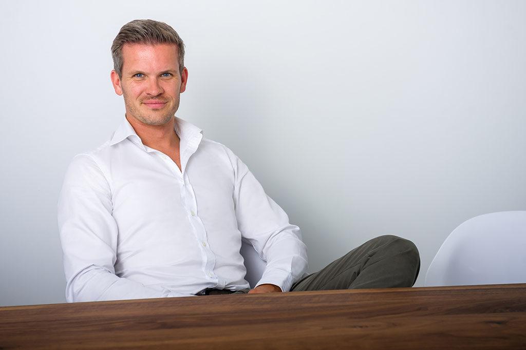 Alexander von Gerichten, Geschäftsführer der Heed! Eventlogistik GmbH