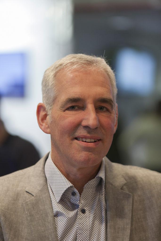 Stephan Hartmann, Geschäftsführer bei Neumann&Müller Veranstaltungstechnik