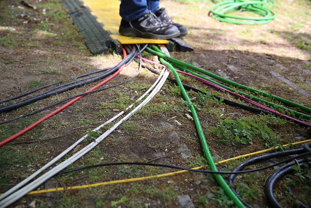 Infrastruktur / Signalstruktur / Kabel