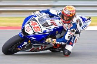 Motorradfahrer Lorenzo Jorgo