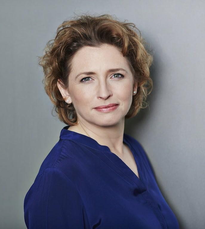 Nicola Beer, Generlsekretärin der FDP und hessische Spitzenkandidatin für die Bundestagswahl 2017
