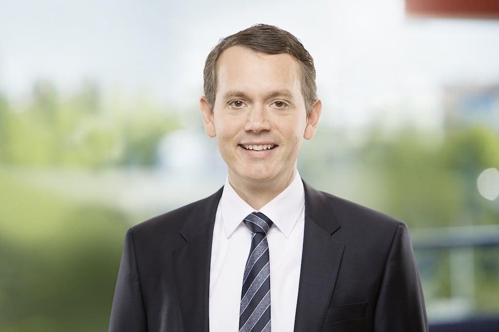 dm Marketing-Geschäftsführer Christoph Werner