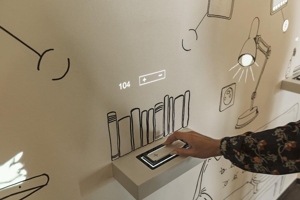 Der Smartstick im deutschen Pavillon auf der EXPO 2017 sammelt Wissen – und Energie.