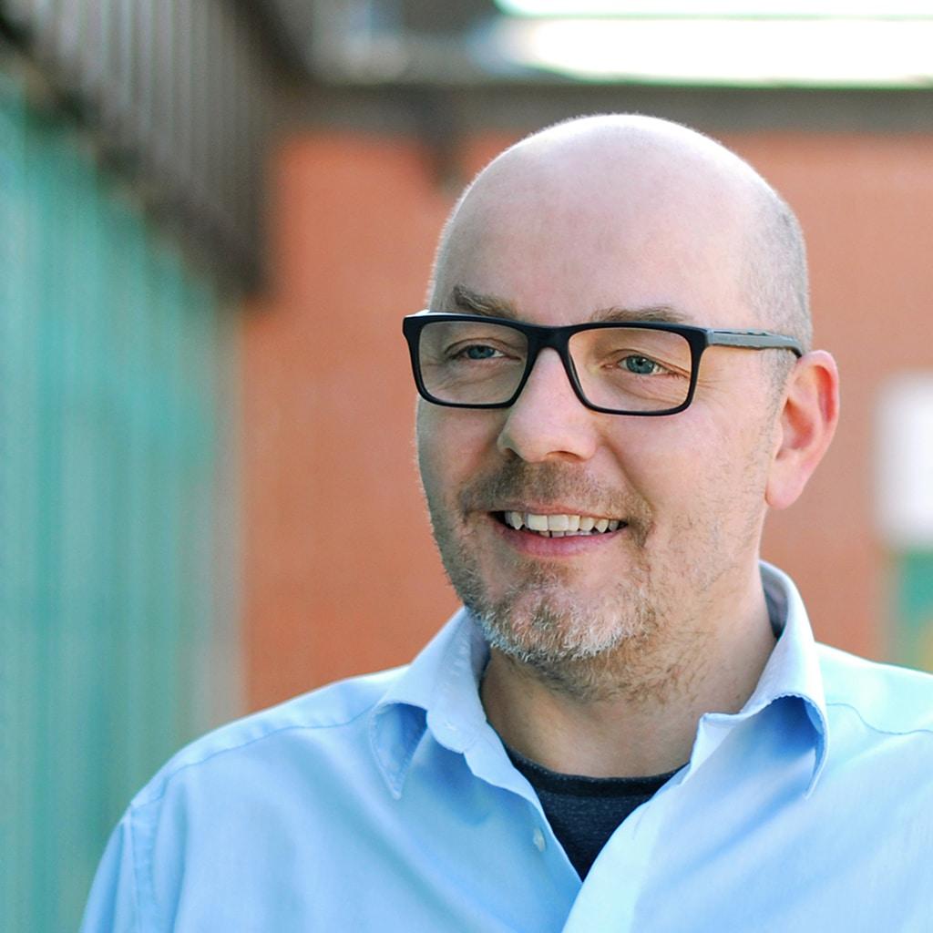 Gregor Schmidt, Unit Manager Media bei Screen Visions