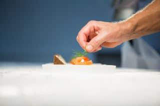 Cateringbeispiel von Kaiserschote