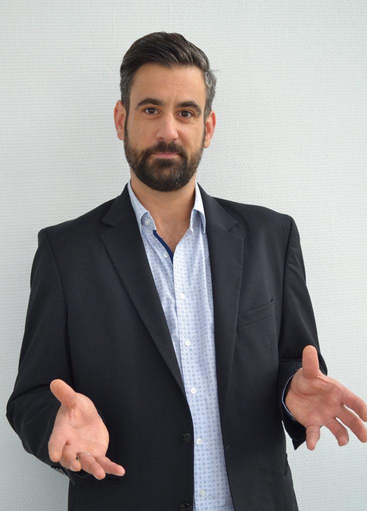 Marcel Christ, Projektleiter bei Lux AV
