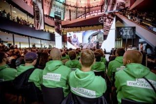 Daimler 24 Stunden-Hackathon auf der IAA