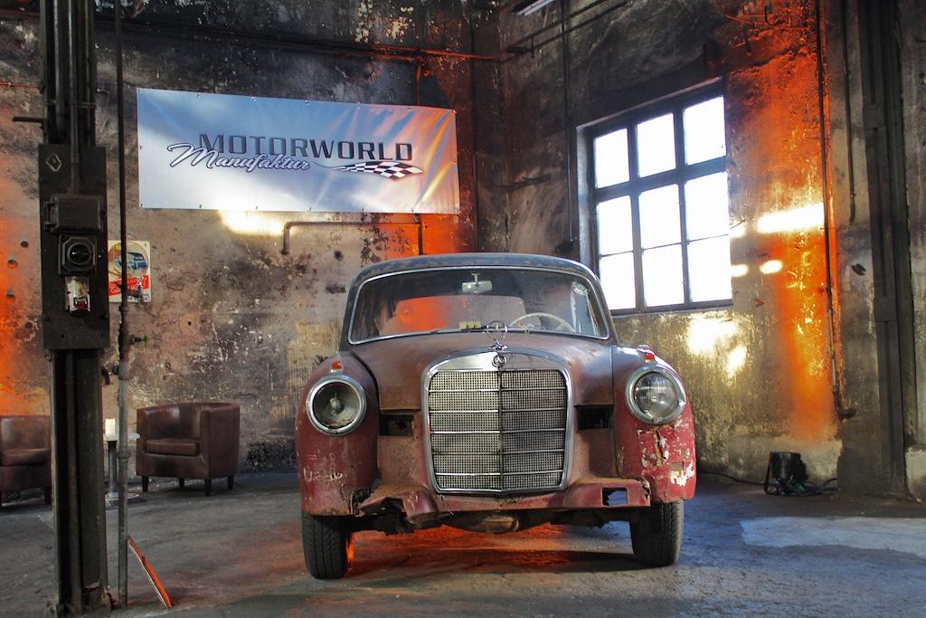 Motorworld Manufaktur in Metzingen