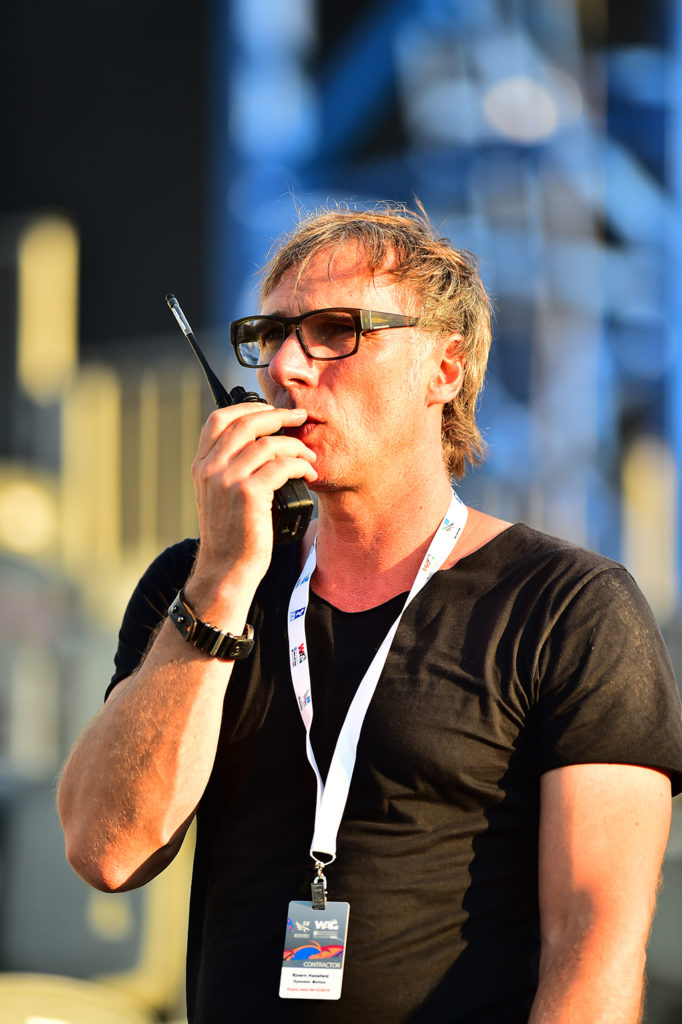 Björn Hanefeld, CEO Sanostra