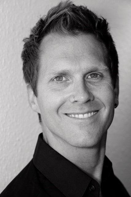 Florian Linn, Geschäftsführer, Produktionsleiter und Pyrotechniker bei der Firedancer GmbH.