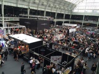Kosmetikmesse in London
