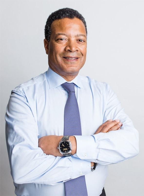 Mike Blackman, Managing Director der ISE