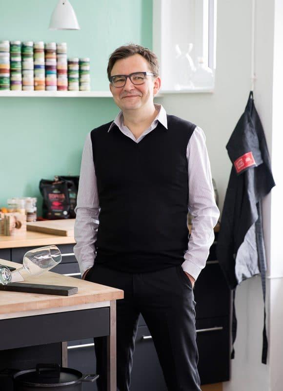 Raumkulinariker Jörg Sellerbeck