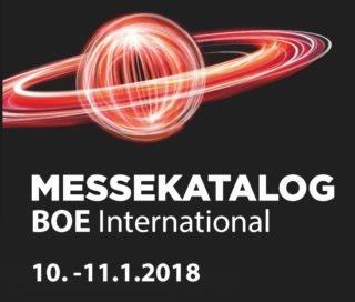 BOE Katalog 2018