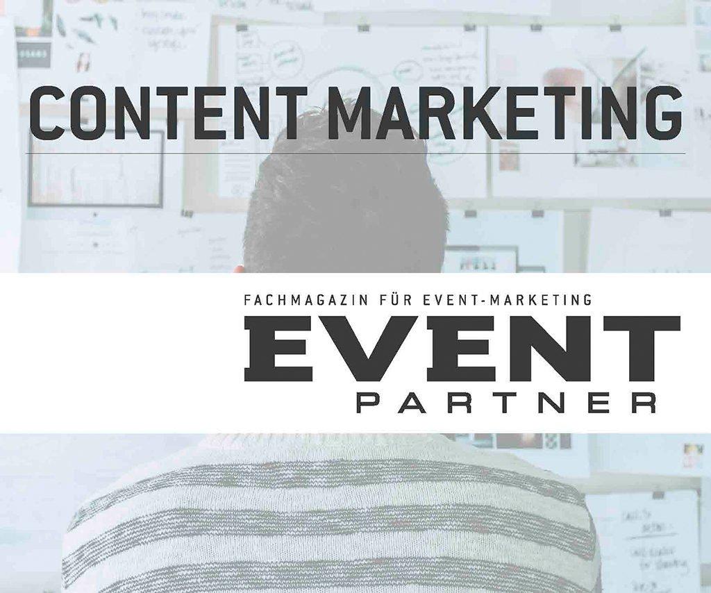 Content Marketing mit EVENT PARTNER auf der BOE 2018: Besuchen Sie uns in Halle 7, Stand B23!