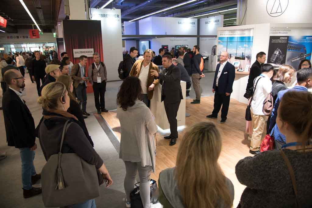 Medientechnik Guided Tour