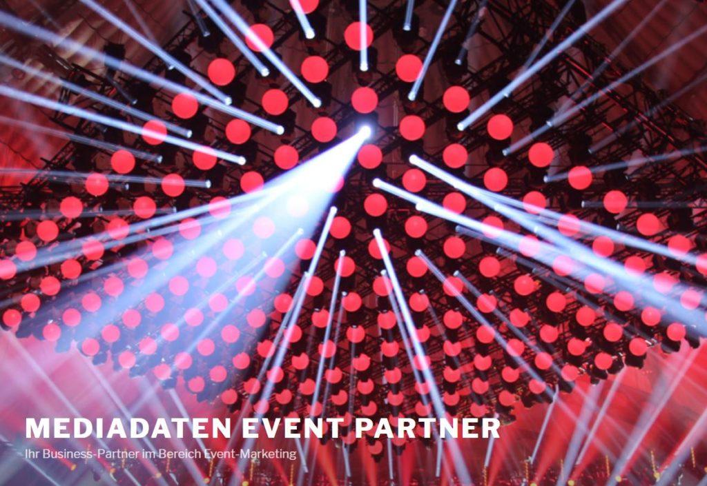 Mediadaten Event Partner