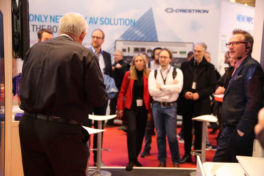 Guided Tour @ ISE 2018