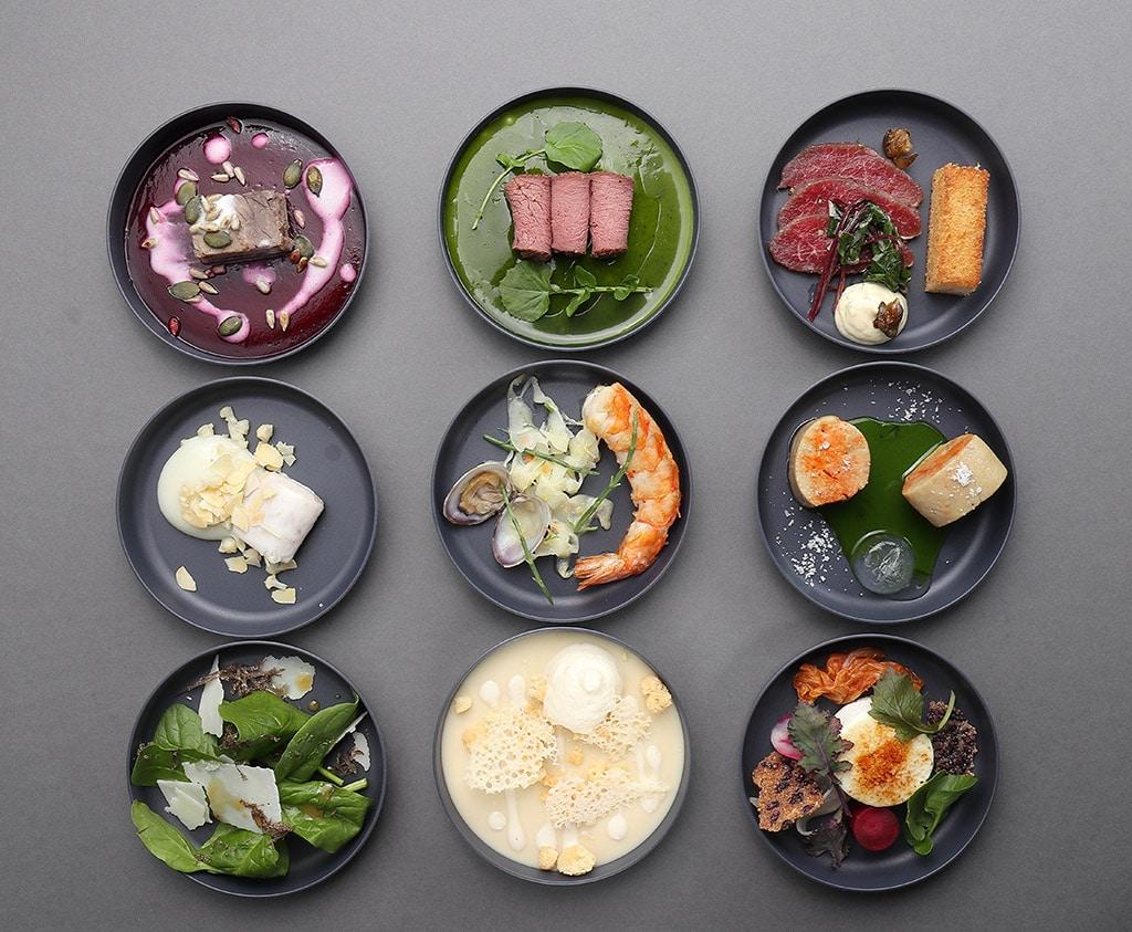 Broich Catering & Locations präsentiert seine Pure Five